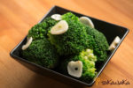 Broccoli sauted