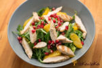 Roked Salad with Chicken
