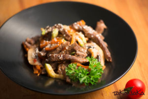 Thai Beef with Vegetables